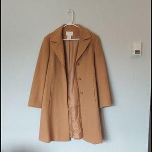Vintage Worthington 100% Wool Coat